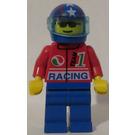 LEGO Octan Racing Minifigure