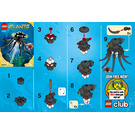 LEGO Octopus Set 30040 Instructions