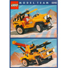 LEGO Off-Road 4 x 4 Set 5510 Instructions