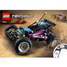 LEGO Off-Road Buggy Set 42124 Instructions