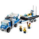 LEGO Off-Road Command Centre Set 4205