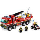 LEGO Off-Road Fire Truck & Fireboat Set 7213