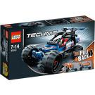 LEGO Off-road Racer Set 42010 Packaging