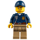 LEGO Officer Minifigure