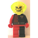 LEGO Ogel Commander Minifigure