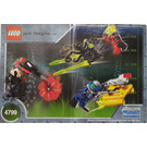 LEGO Ogel Drone Octopus Set 4799 Instructions