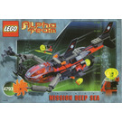 LEGO Ogel Shark Sub Set 4793