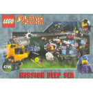 LEGO Ogel Underwater Base and AT Sub Set 4795