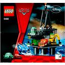 LEGO Oil Rig Escape Set 9486 Instructions