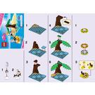 LEGO Olaf's Summertime Fun Set 30397 Instructions
