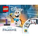 LEGO Olaf Set 41169 Instructions