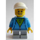 LEGO Old Fishing Store Child Minifigure