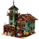 LEGO Old Fishing Store Set 21310