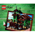 LEGO Old Fishing Store Set 21310 Instructions