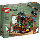 LEGO Old Fishing Store Set 21310 Packaging