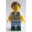 LEGO Old Fishing Store Woman Minifigure