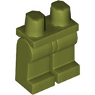 LEGO Olive Green Minifigure Hips and Legs (73200)