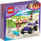 LEGO Olivia's Beach Buggy Set 41010 Packaging