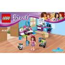 LEGO Olivia's Creative Lab Set 41307 Instructions