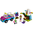 LEGO Olivia's Exploration Car Set 41116