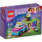LEGO Olivia's Exploration Car Set 41116 Packaging