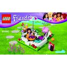 LEGO Olivia's Garden Pool Set 41090 Instructions
