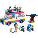 LEGO Olivia's Mission Vehicle Set 41333