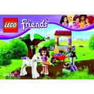 LEGO Olivia's Newborn Foal Set 41003 Instructions