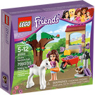 LEGO Olivia's Newborn Foal Set 41003 Packaging