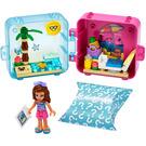 LEGO Olivia's Summer Play Cube Set 41412