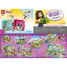 LEGO Olivia's Summer Play Cube Set 41412 Instructions
