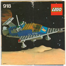 LEGO One Man Space Ship Set 918 Instructions