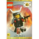 LEGO One Minifig Pack - Ninja #1 Set 3344