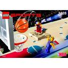 LEGO One vs One Action Set 3428 Instructions