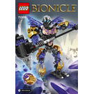 LEGO Onua - Uniter of Earth Set 71309 Instructions
