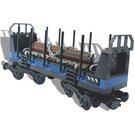 LEGO Open Freight Wagon Set 10013