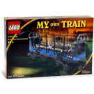 LEGO Open Freight Wagon Set 10013 Packaging