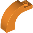 LEGO Orange Arch 1 x 3 x 2 with Curved Top (92903)