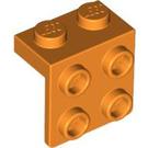 LEGO Bracket 1 x 2 - 2 x 2 (21712 / 44728)