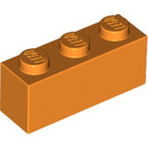 LEGO Orange Brick 1 x 3 (3622)