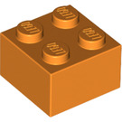 LEGO Orange Brick 2 x 2 (3003)