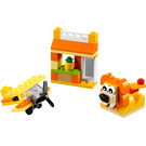 LEGO Orange Creative Box Set 10709