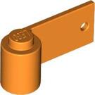 LEGO Orange Door 1 x 3 x 1 Right (3821)