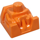 LEGO Orange Figurebrick 2 x 2 with Neck (41850)