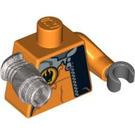 LEGO Fire Arm Torso (973 / 63208)