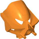 LEGO Orange Mask 3 with Axle 08 (60905)
