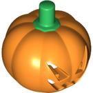LEGO Orange Minifigure Hat-Assembly (20695)