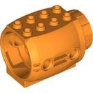 LEGO Orange Plane Jet Engine 4 x 5 x 3 (43121)