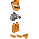 LEGO Orange Robot Sidekick Minifigure