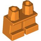 LEGO Orange Short Legs (41879)